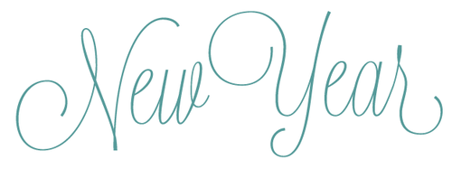 New Year Layouts by Patricia Roebuck