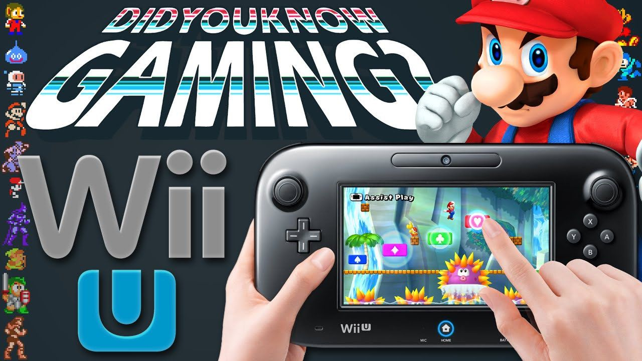 Did You Know This About The Wii U? - http://wp.me/p67gP6-4hj
