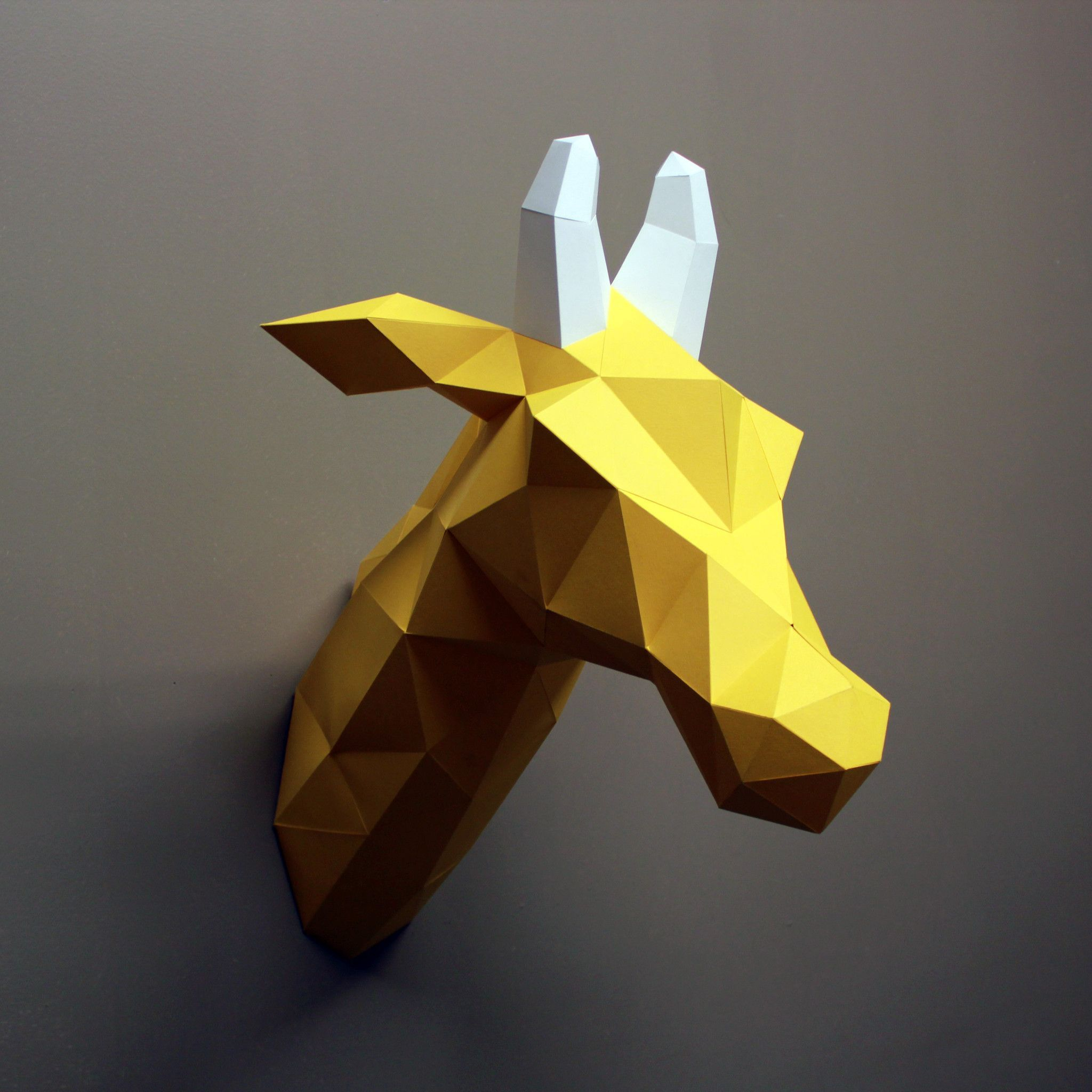 Louise the giraffe girafe pinterest giraffe paper sculptures