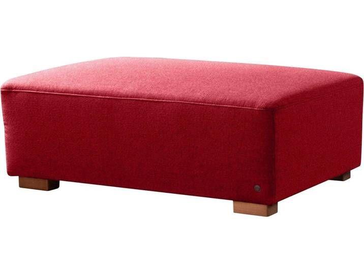 Tom Tailor Hockerbank Heaven Chic Rot Komfortabler Federkern In 2020 Decor Outdoor Furniture Furniture
