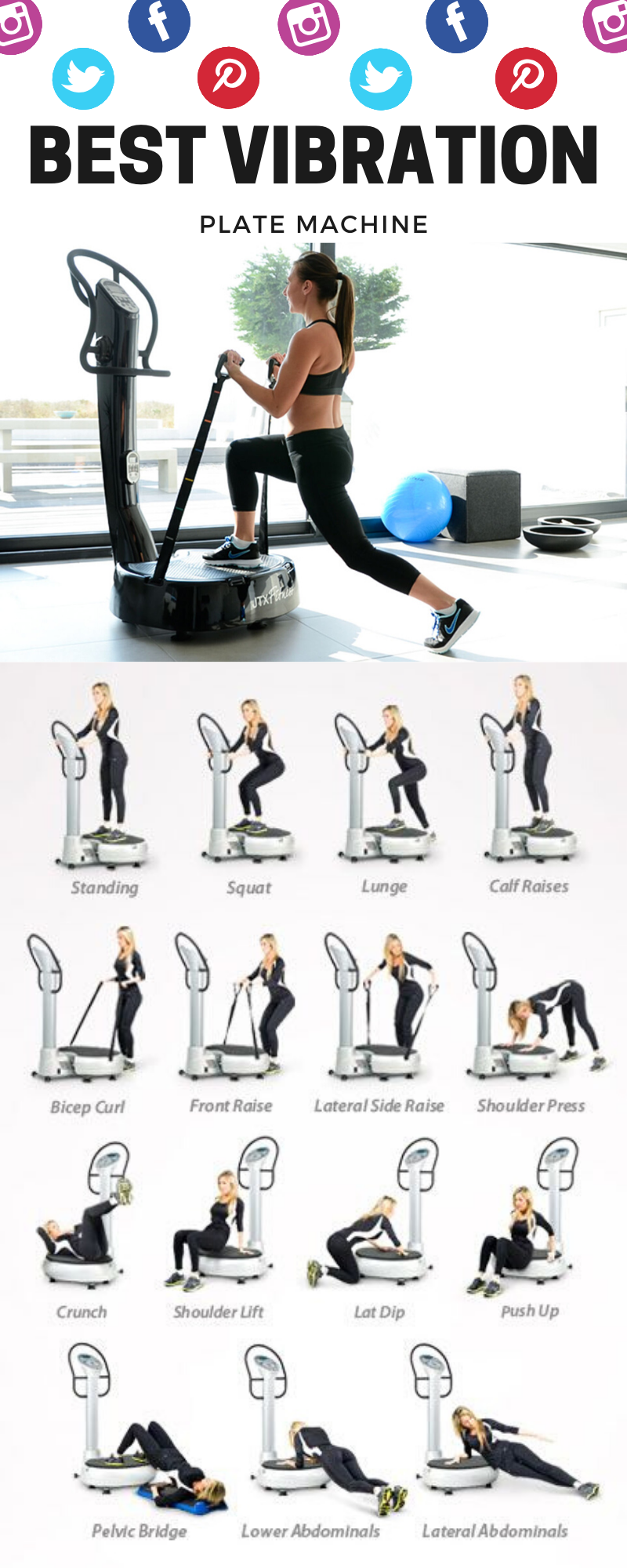 30+ What is the best vibrating exercise machine inspirations