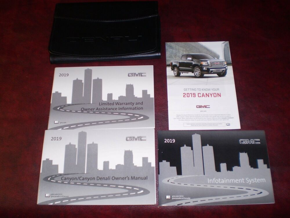 Ebay Sponsored 2019 19 Gmc Canyon Denali Complete Truck Owners