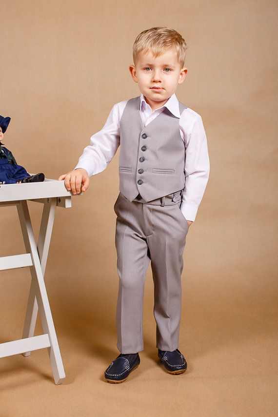 e612a8403ca45 Navy blue boy outfit ♥♥ This stuning boy outfit is 100% handmade in Europe.  All our suits are very well designed and hand crafted of European quality  ...