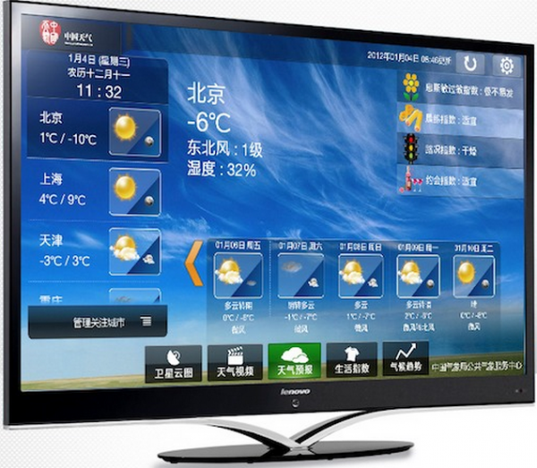 Lenovo Launched Four Android Powered K Series Smart Tvs In China The Tech Journal Smart Tv Lenovo Tv