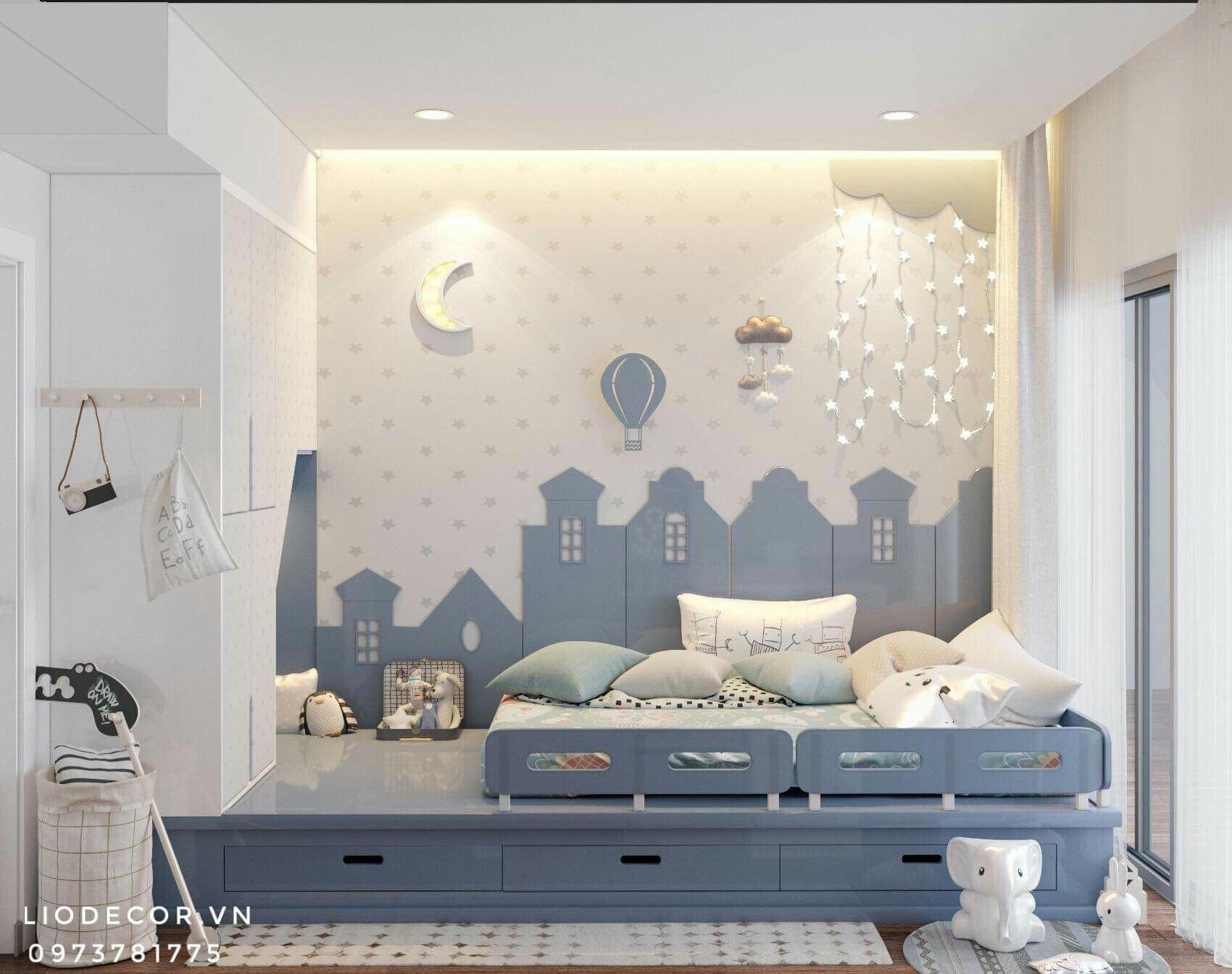 22 Kinderzimmer wand design ideen