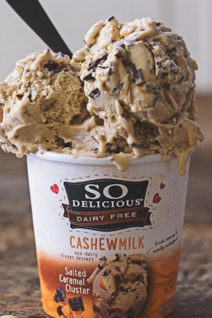 The Five Best Healthiest Vegan Ice Cream Brands Well Good Healthy Ice Cream Brands Vegan Ice Cream Brands Food