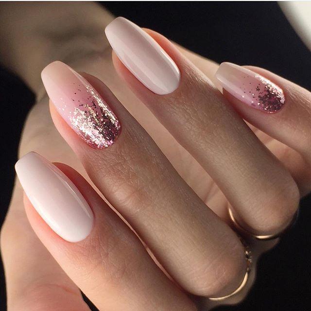 Pretty mix and match nail art ideas