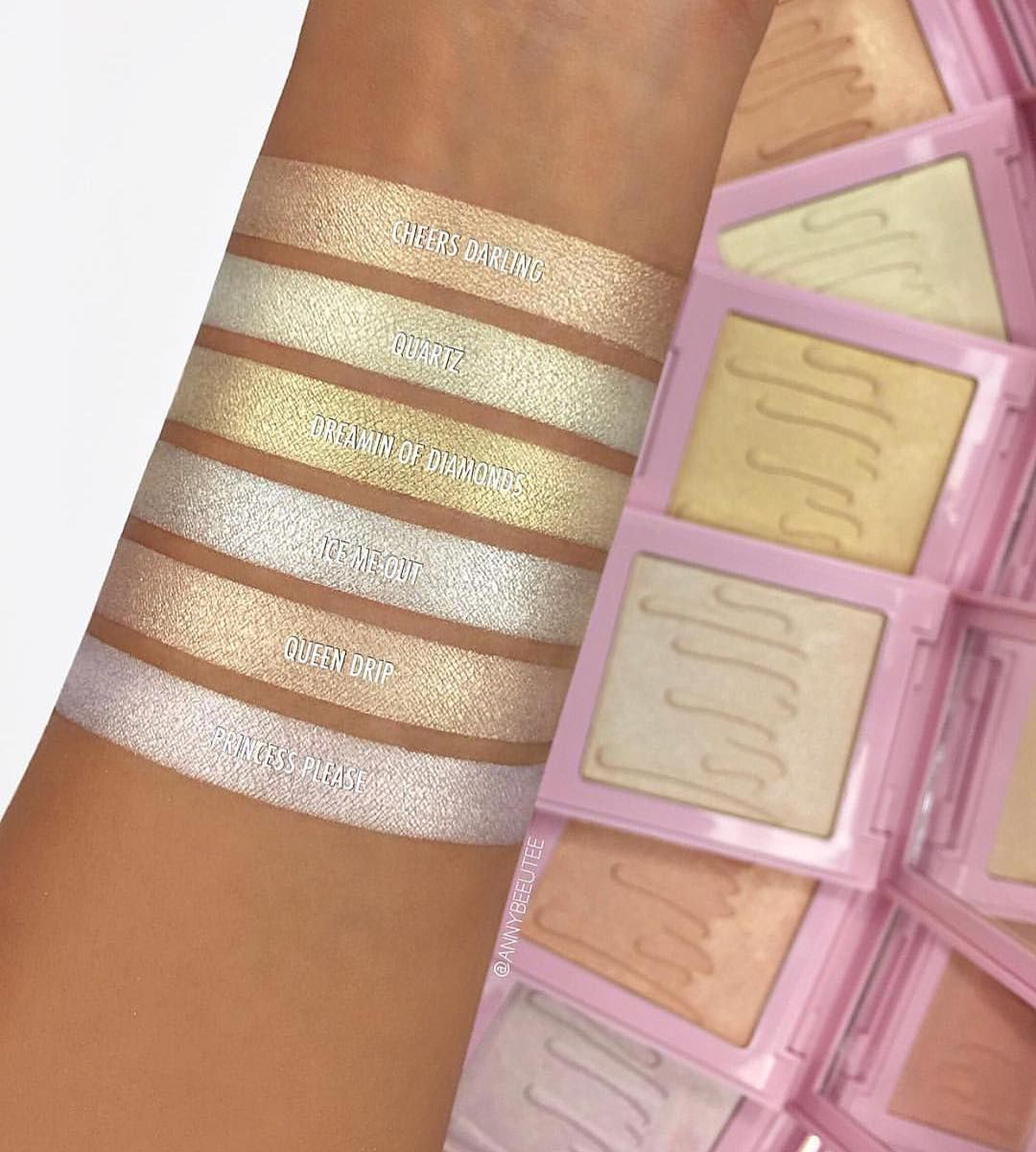 Did you get your brand new Kylighters yet? Which shades