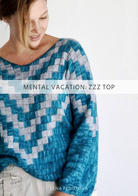 Patternfish The Online Pattern Store Tunisian Crochet Pattern By