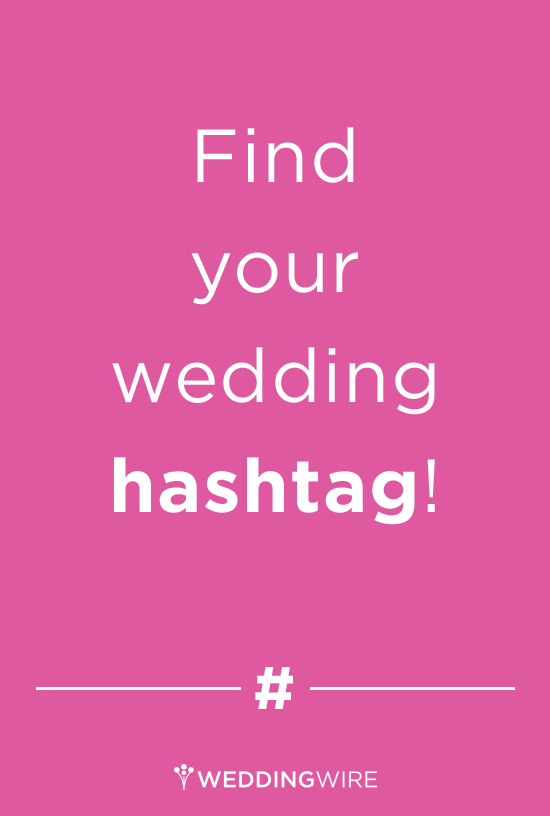 Wedding Hashtags Generator.You Ve Never Seen A Hashtag Generator Like This One Sign