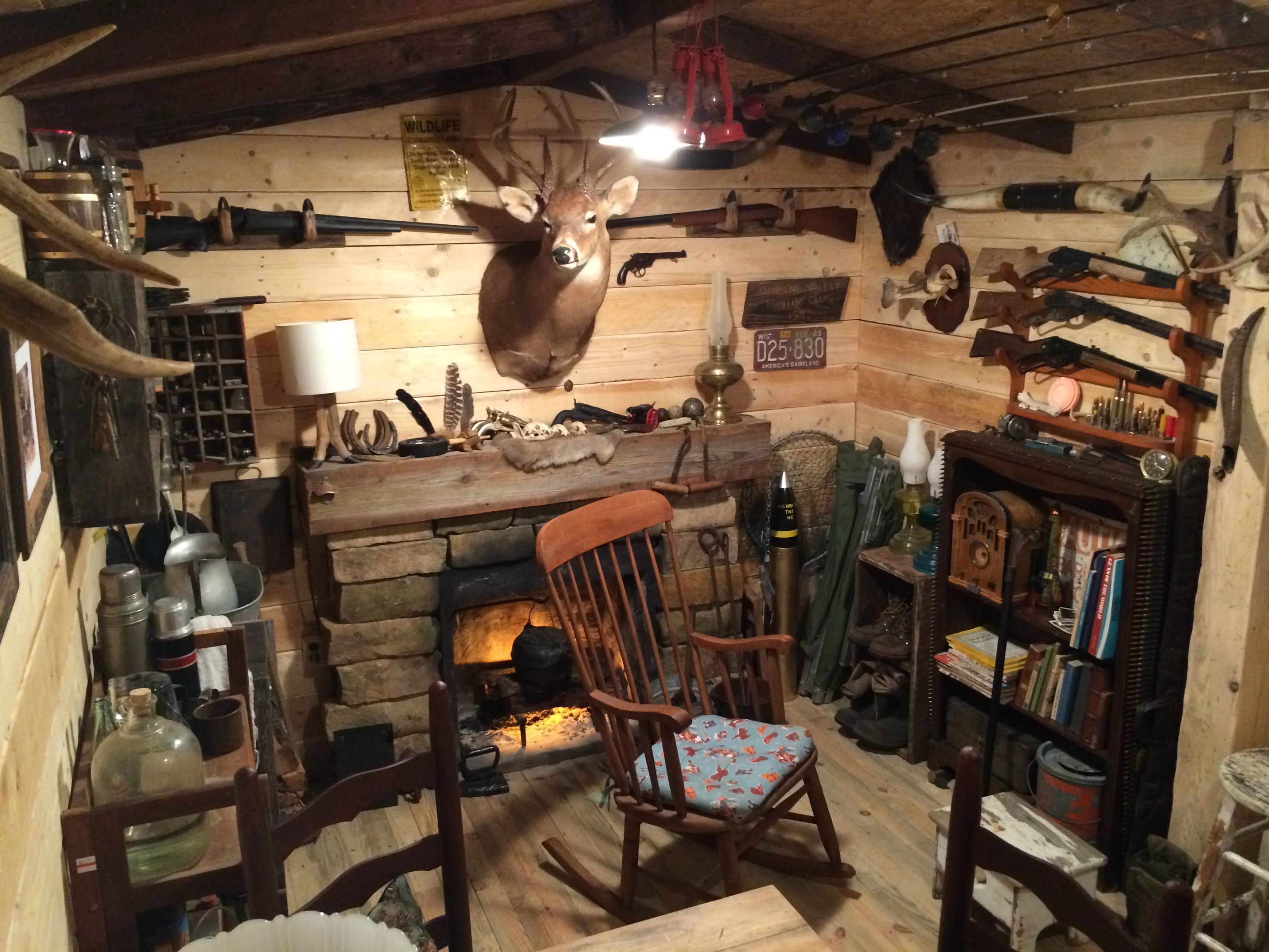 Man Cave Cabin Ideas : Cabin mancave men cave and bungalow