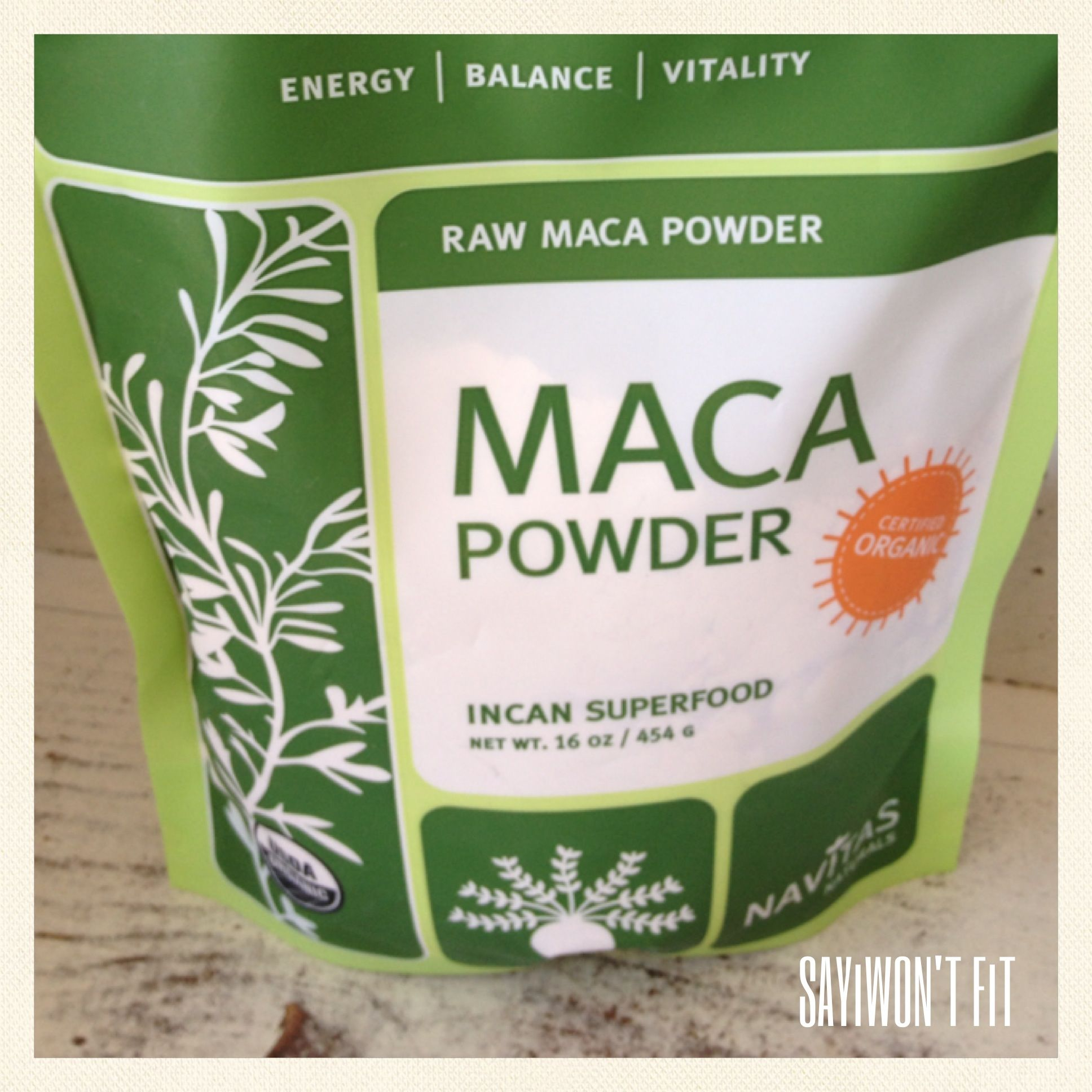 Superfood: Maca Powder Maca Is A Root That Grows In The