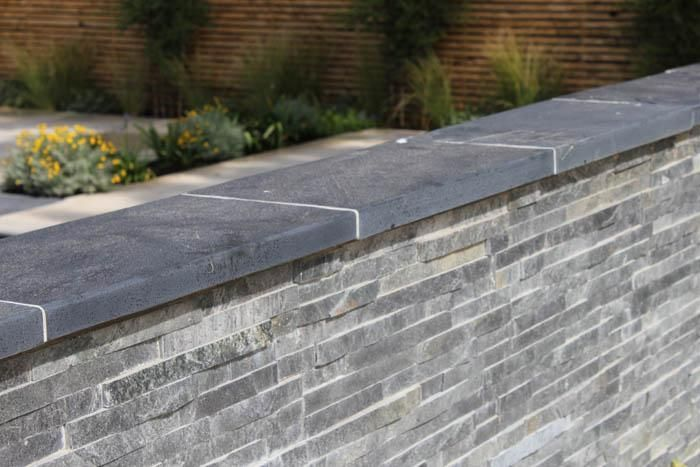 Brick raised beds with slate copings google search garden slate cladding stones and slate coping stones workwithnaturefo