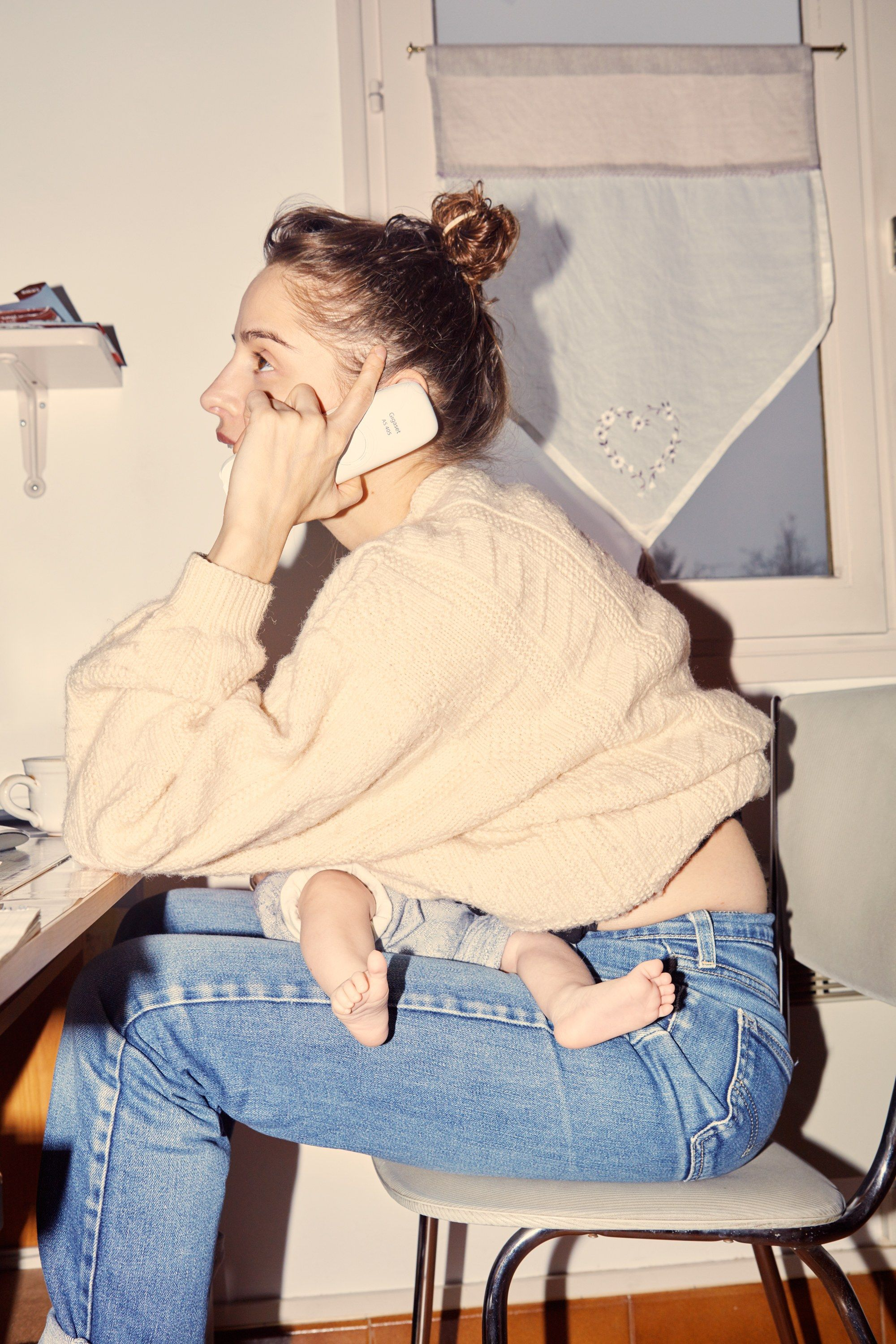 The Hidden Fashion Photography In These Pictures Of A Mother