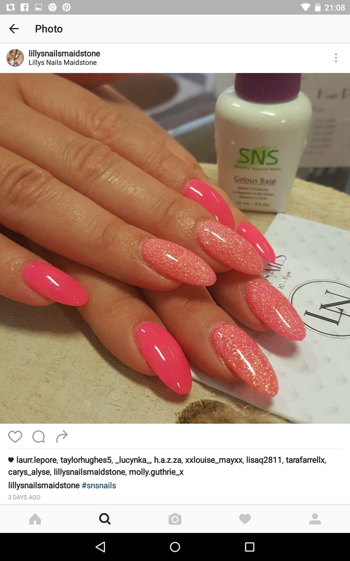 Pin von Sharna Richards auf Nails, make up and girlie shit | Pinterest