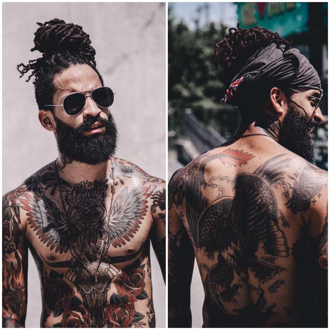 Black men haircuts tumblr  tumblr  the beard experience  pinterest