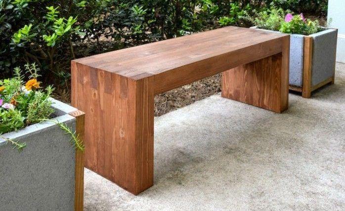 Panchine Da Giardino Fai Da Te : Tavolo in legno oresti tavolo legno e idee fai da te