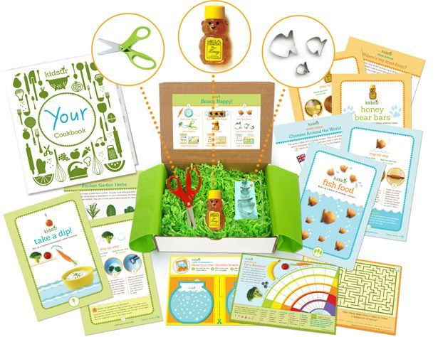24 gift subscription kits for kids | Kidstir in the News