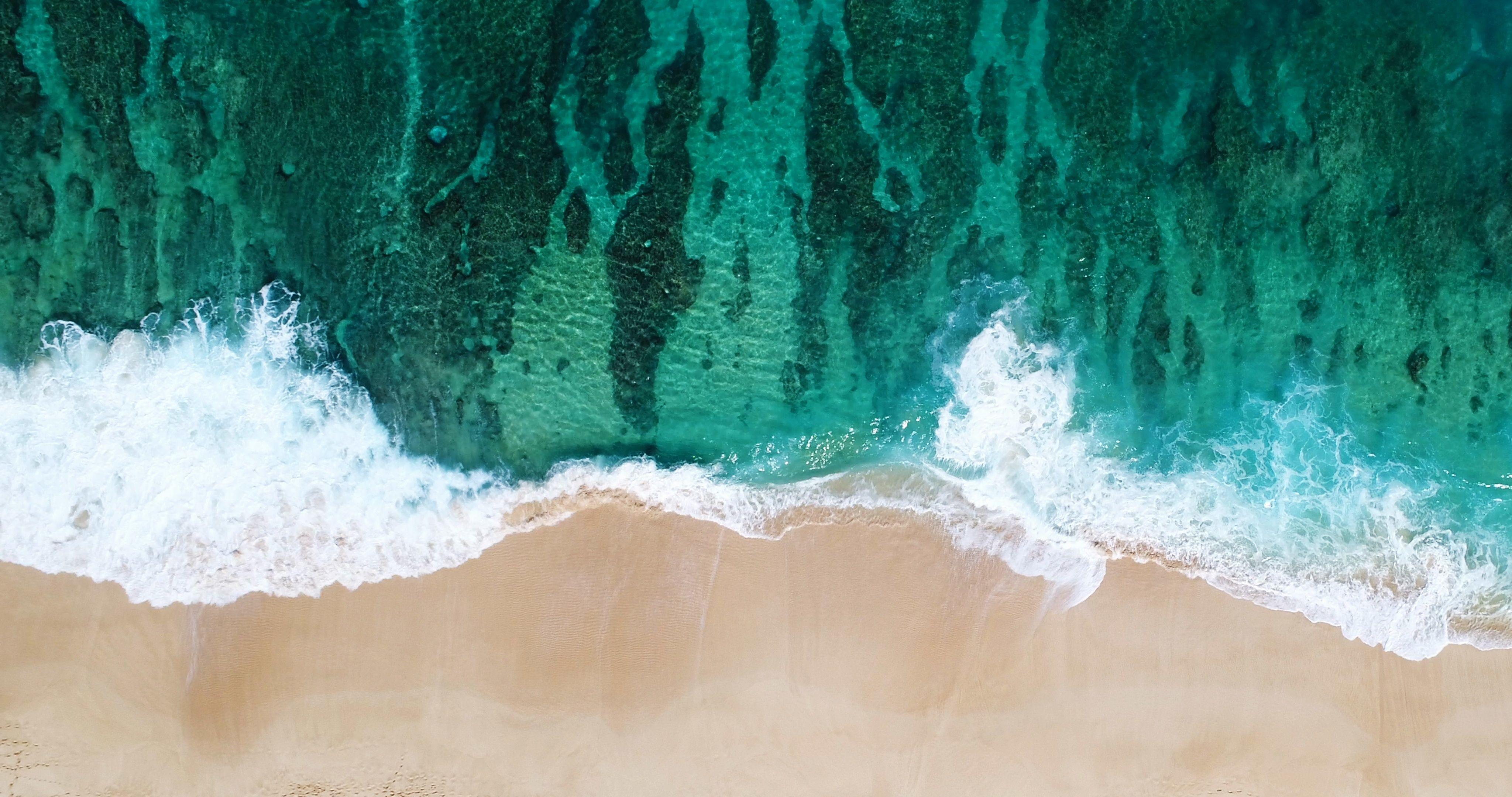 Pin By Windy Chin On Ocean Ocean Waves Aerial View Waves