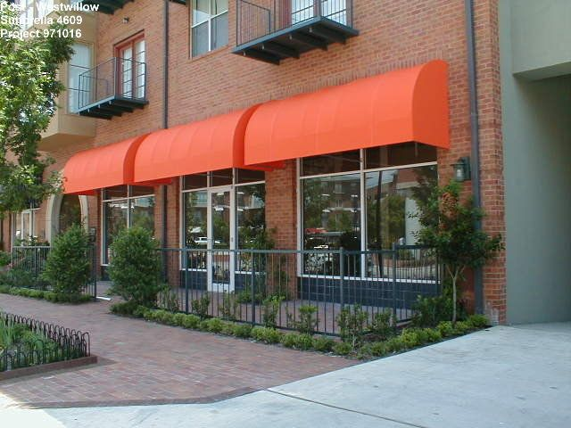 Sunbrella Store Front Awnings Childresproducts