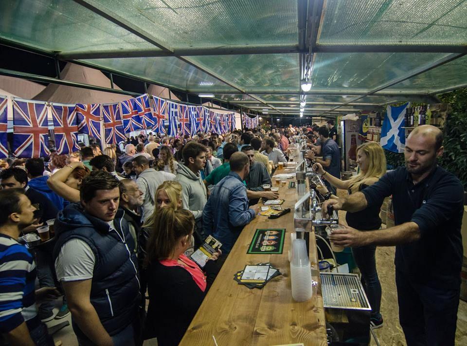 English friends try Corfu beer | Corfu, Basketball court ...