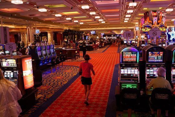 Casino Showboat en Atlantic City