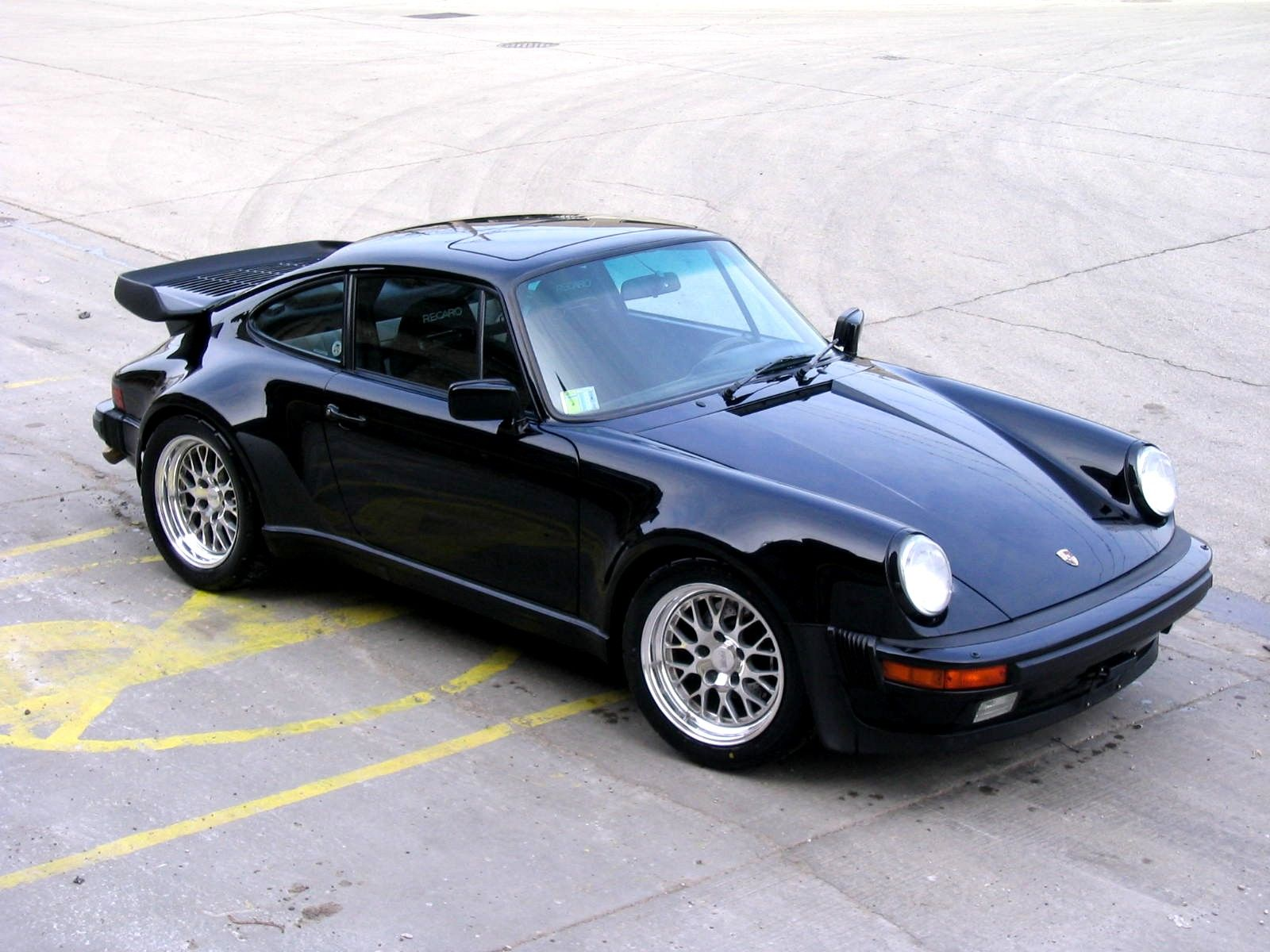 Porsche 911 Turbo . My Dad had one of these once upon a time.... It was sooo much fun!