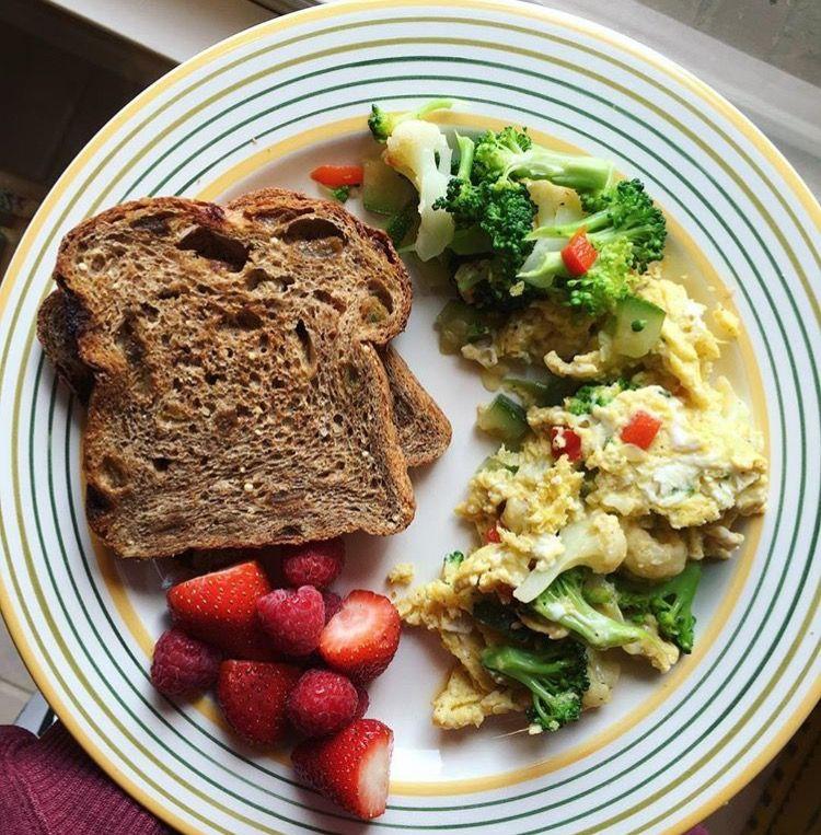 низкокалорийный завтрак рецепты с фото активно тратят