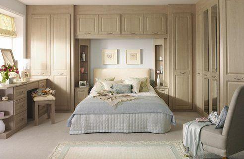 sherbourne light oak bedroom furniture wardrobes from. Black Bedroom Furniture Sets. Home Design Ideas