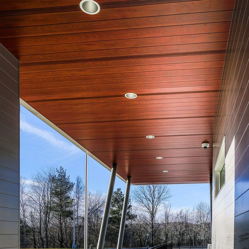 Pin On Longboard Modern Aluminum Cladding For Siding And Soffit