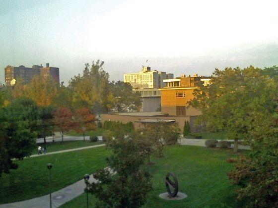 Detroit Wayne State University Wsu Campus Wayne State University