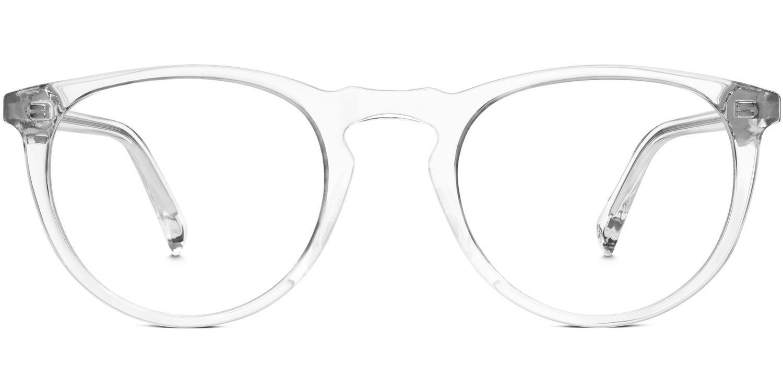 7cdb8266d70  150 Haskell Eyeglasses in Crystal for Women