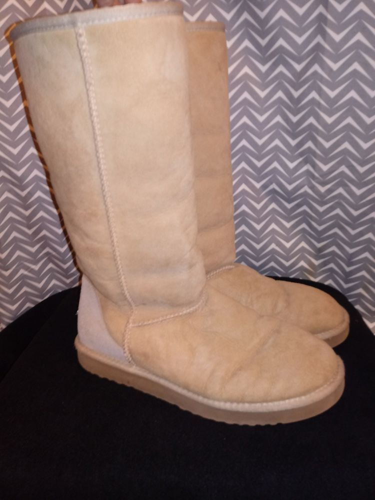 a5bd3cde9f3 Womens Ugg Boots Size 10 Classic Tall #fashion #clothing #shoes ...