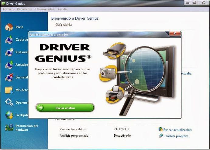 descargar driver genius full crack