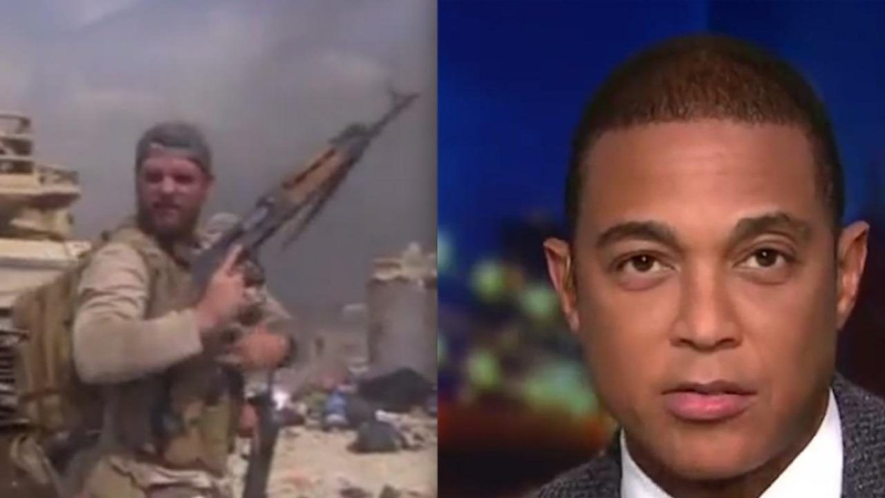 Former Navy SEAL blasts CNN's Don Lemon for saying 'white