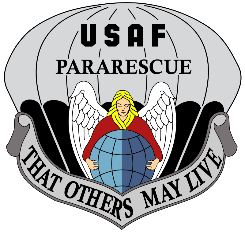 USAF Pararescue Air force pararescue, Usaf pararescue