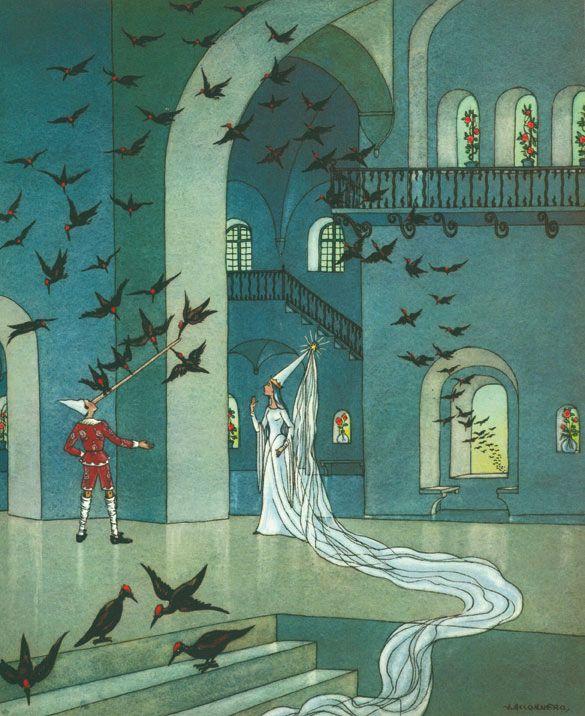 """Vittorio Accornero, illustrazione per """"Le avventure di Pinocchio. Storia di un…"""