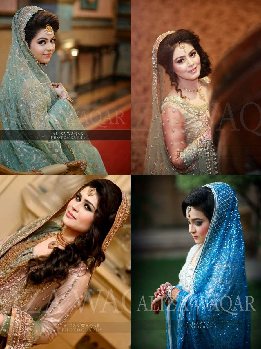 Photography by Aliza waqar | Mix brides in 2019 | Wedding
