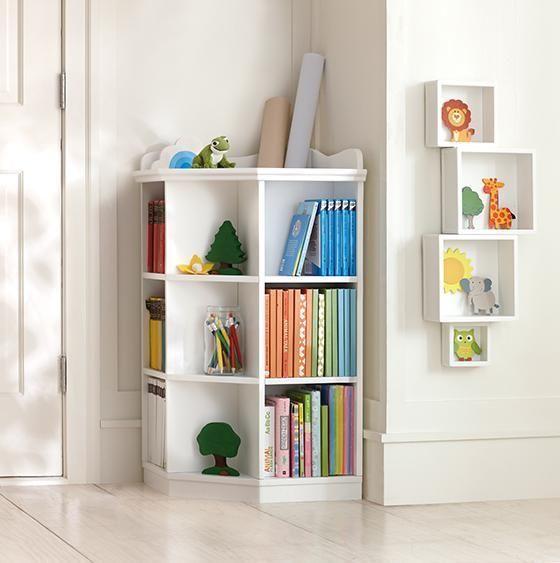 23 stunningly corner shelf ideas  living room corner