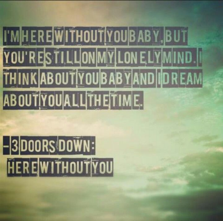 here without you 3 doors down music. Black Bedroom Furniture Sets. Home Design Ideas