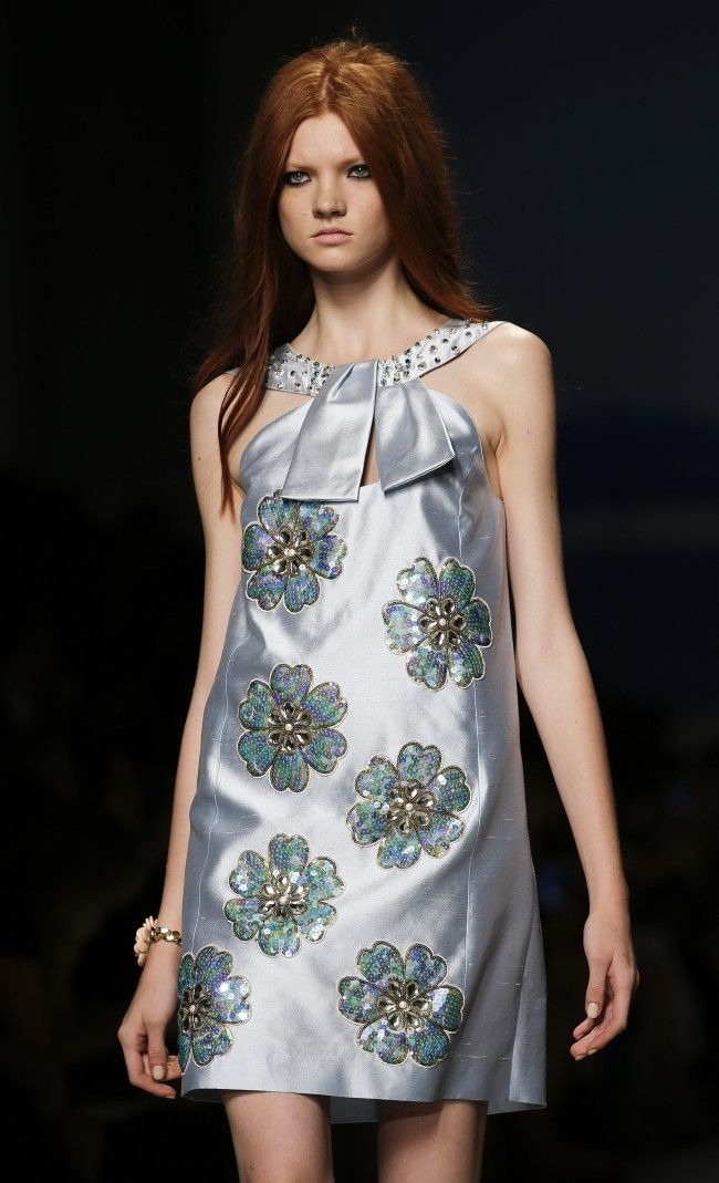 10 mooiste Milan Fashion Weeks looks: Blugirl