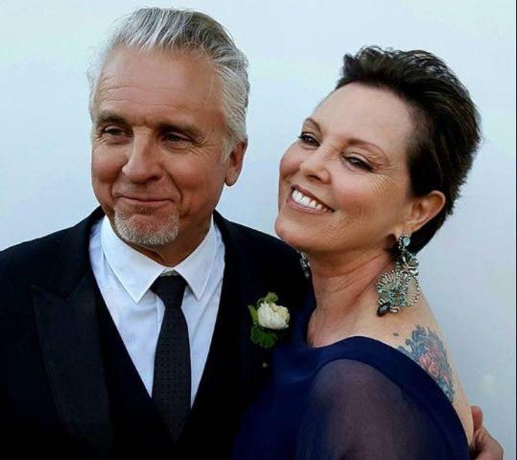 pat benatar and neil at daughters wedding celebs