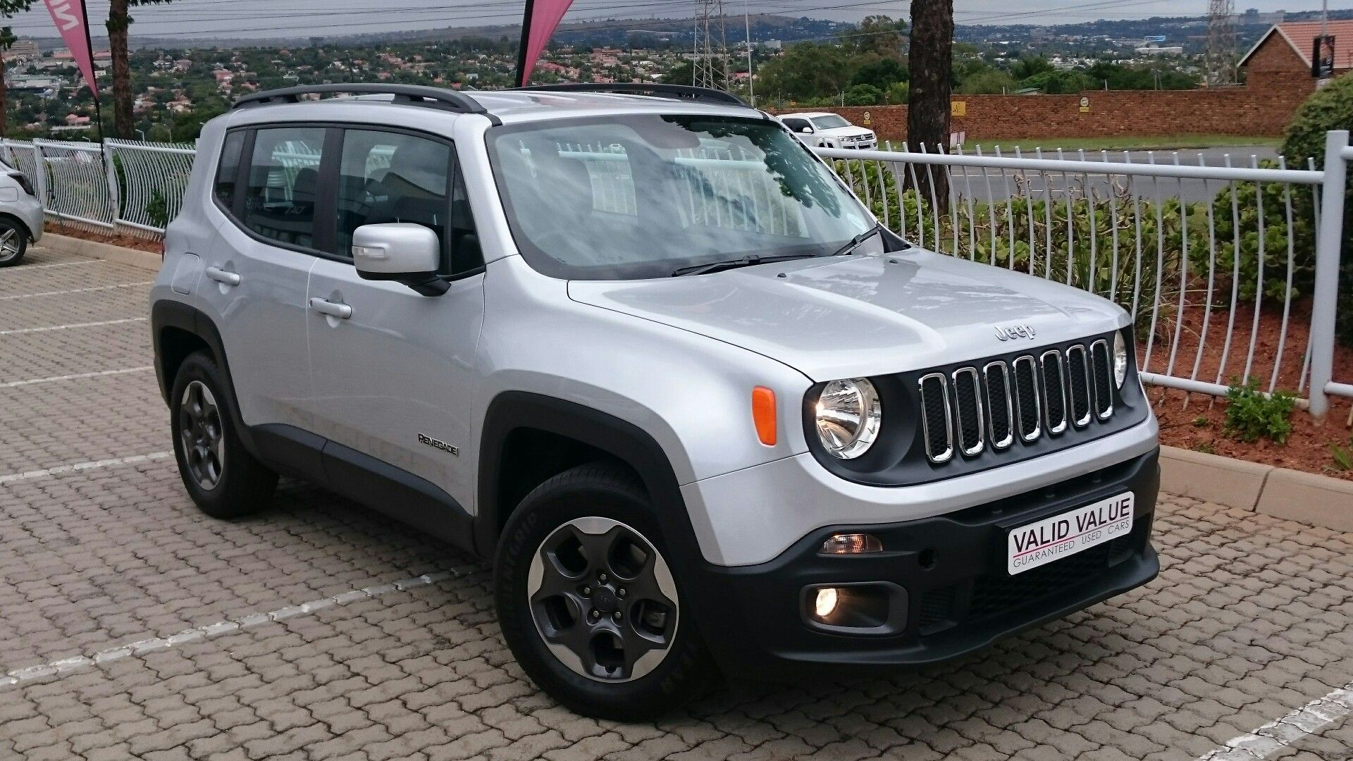 2016 Jeep Renegade 1 6 Longitude 15 000km Manual Touch Screen