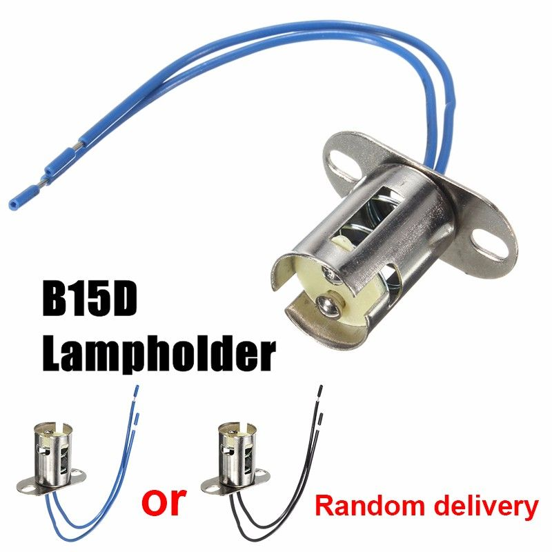 1157 B15 B15d Ba15d Base Led Light Bulb Lamp Holder Cable Wire Adapter Socket Converter With Wire For Led Light Bulb Light Bulb Lamp Led Light Bulb Lamp Holder
