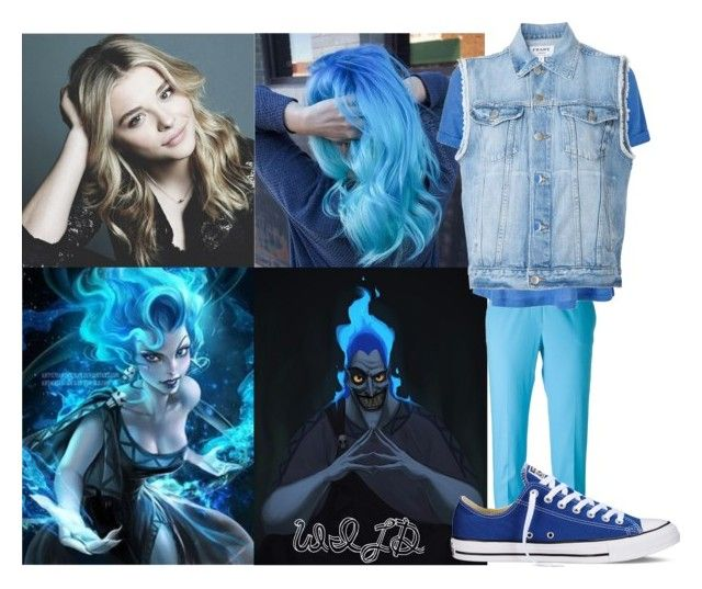 Hadley Daughter Of Hades~Descendants(Fanfiction)