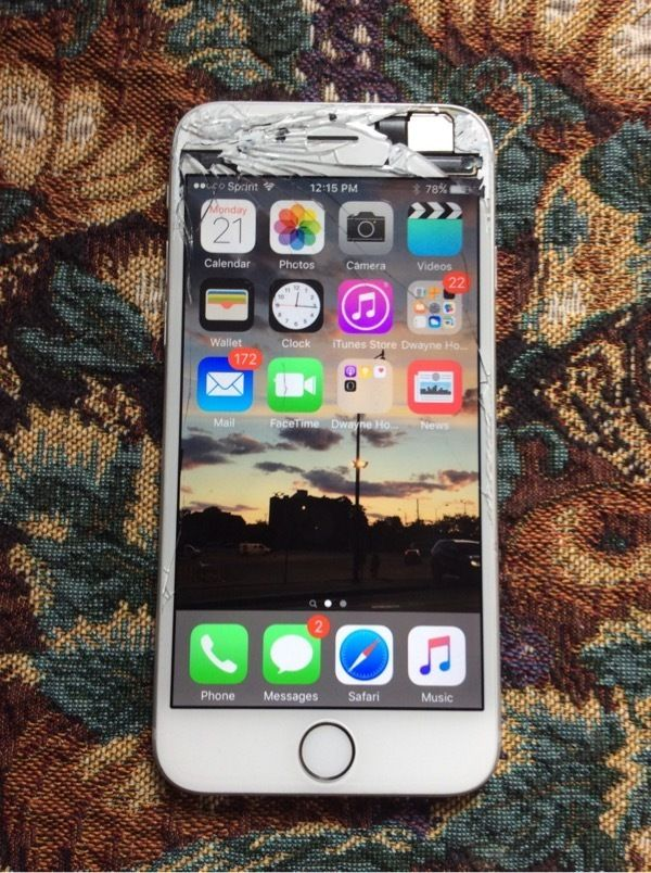 buy a screen on the iPhone 6 s original