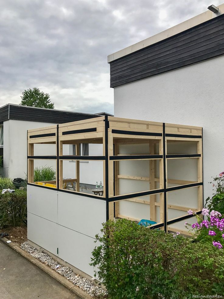 Montage Design Gartenhaus _gart in Munich by design