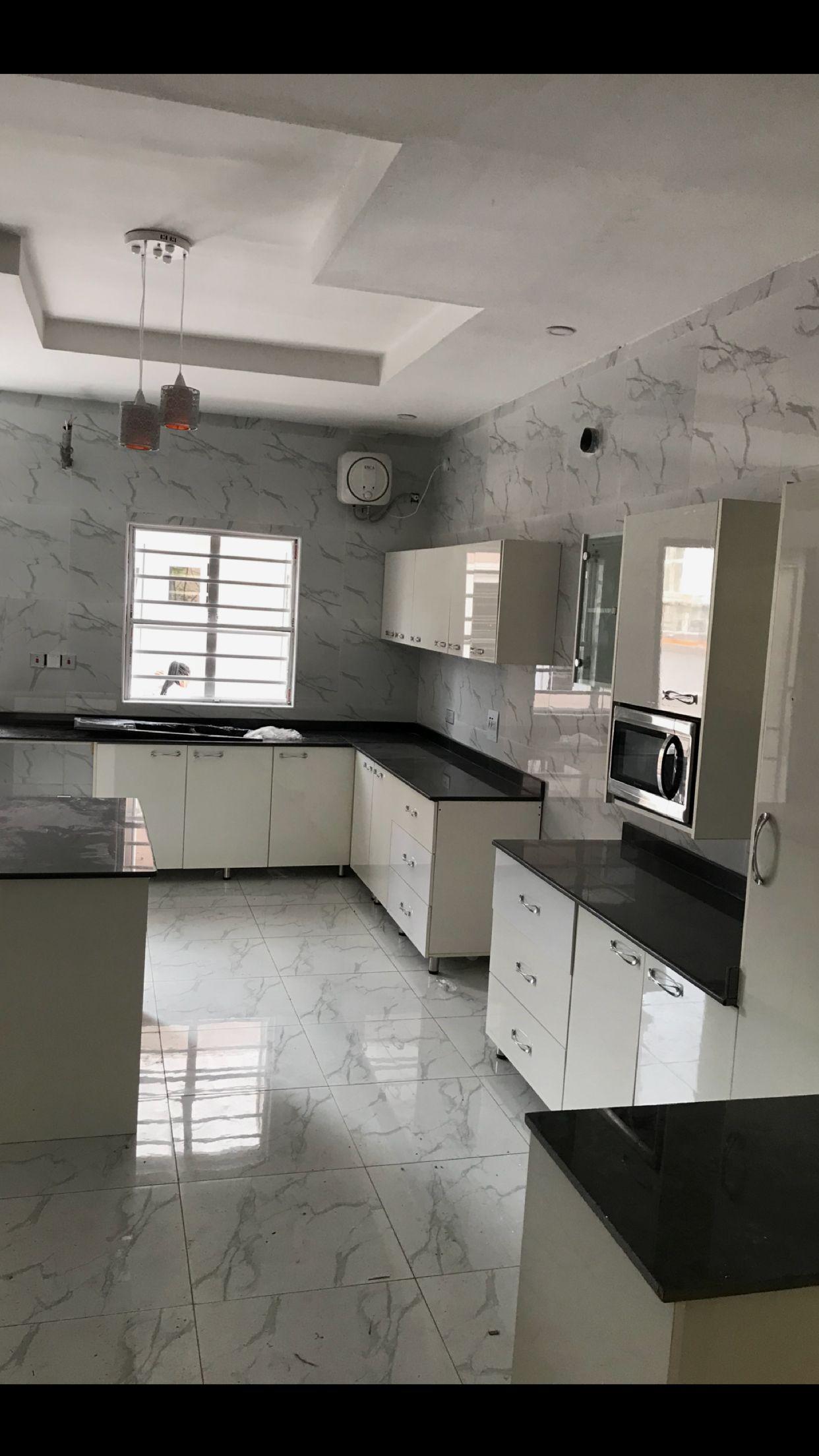 Pin By Adewole Omolegho On My Corner Kitchen Cabinet Design Simple Kitchen Design Interior Design Kitchen