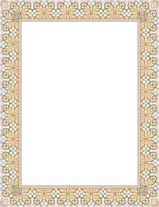Islamic border free download border 513 art pinterest islamic border free download border 513 thecheapjerseys Image collections