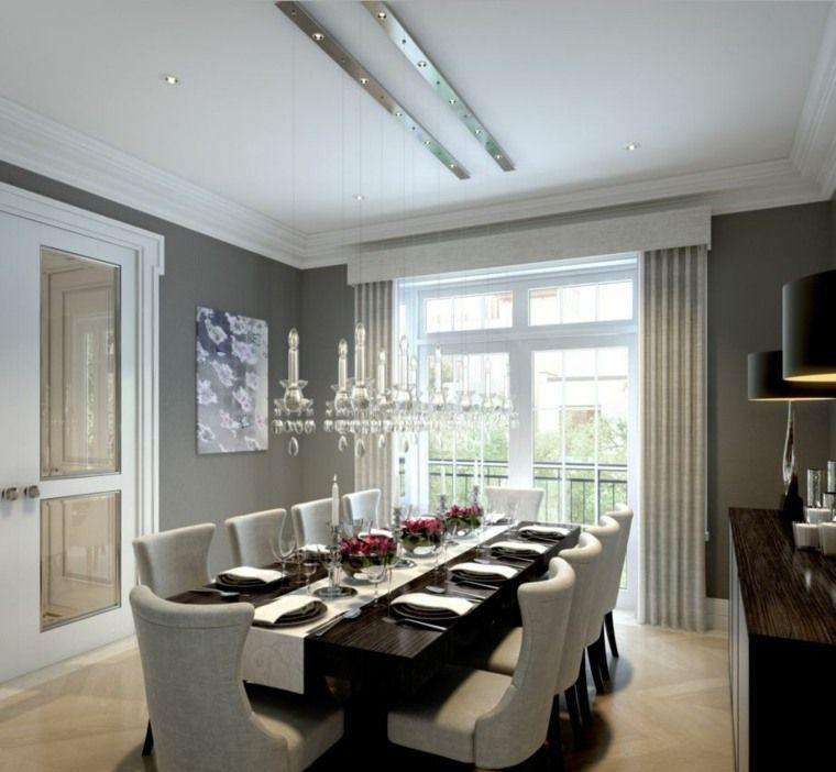 58 idées salle à manger de design contemporain | Fine ...